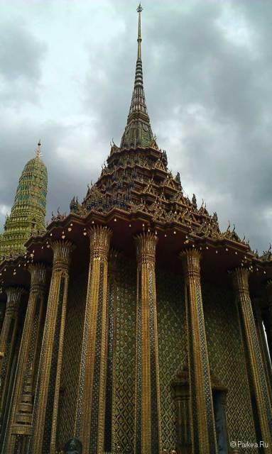 изумрудный будда бангкок