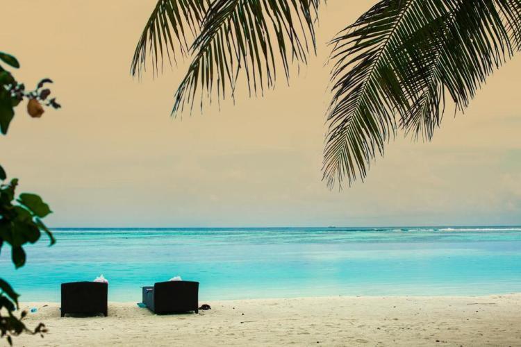 Остров Хураа Мальдивы 05