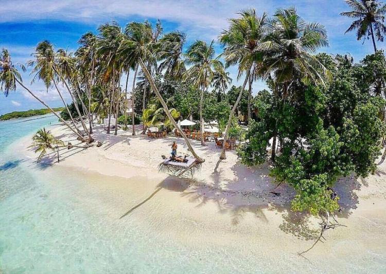 Остров Тулусду это