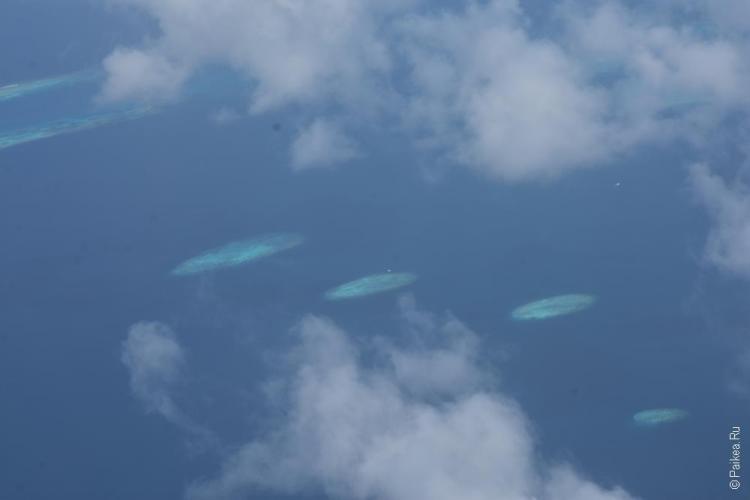 Чем заняться во время перелета на Мальдивы