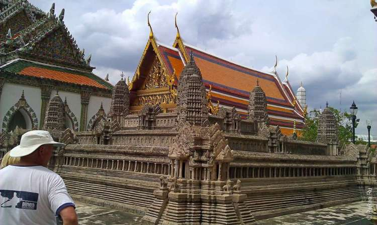 Ват Пхра Кео в Бангкоке