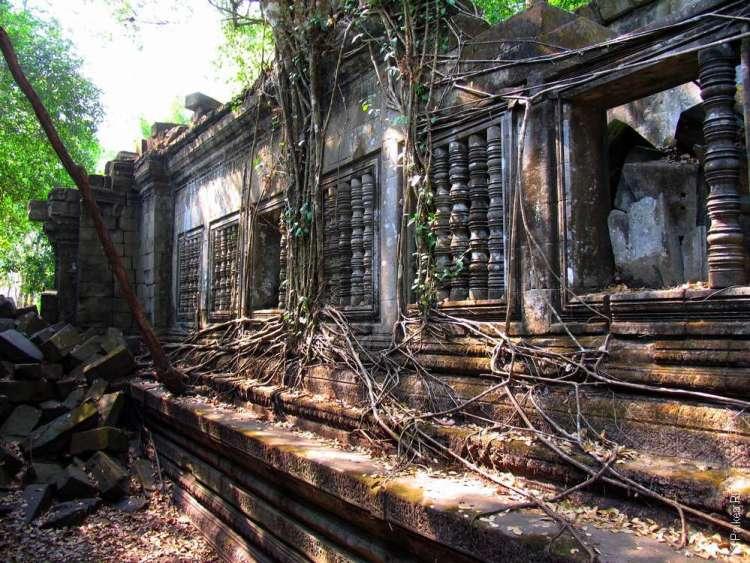 Бенг Мелиа, Камбоджа