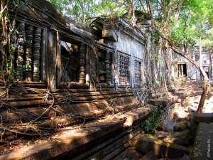 Бенг Мелия, Ангкор Камбоджа