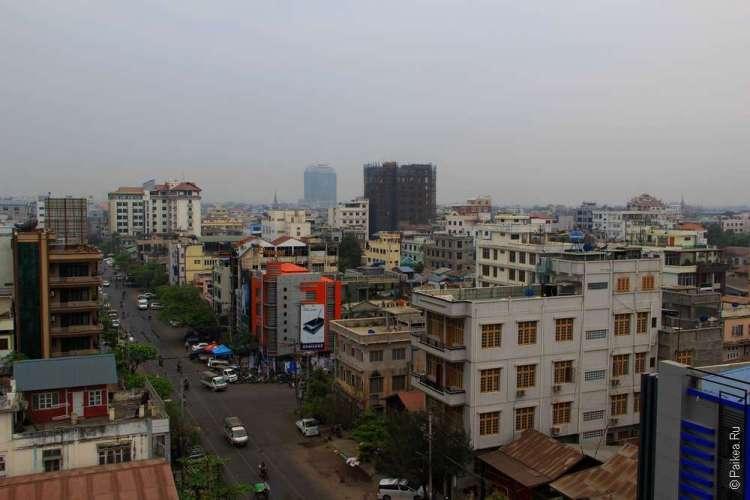 мьянма мандалай