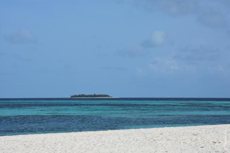 Пляжи Мальдив 10
