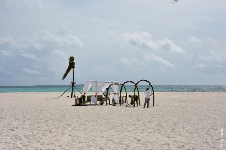 Пляжи Мальдив 20