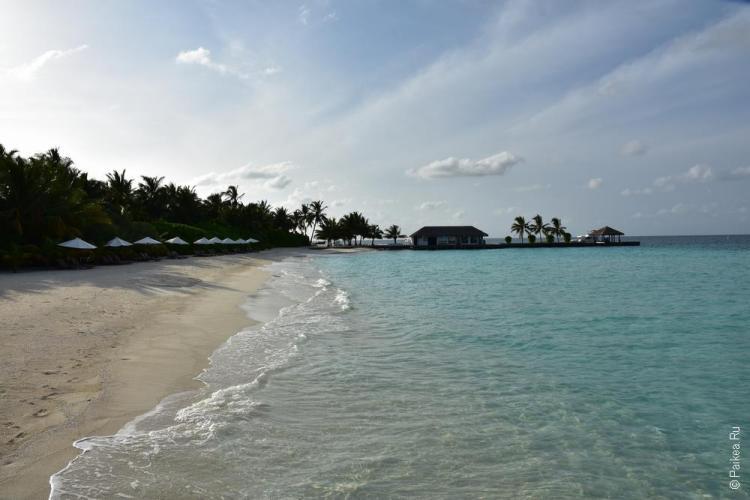 Пляжи Мальдив 22