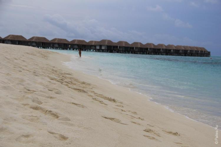 Пляжи Мальдив 33