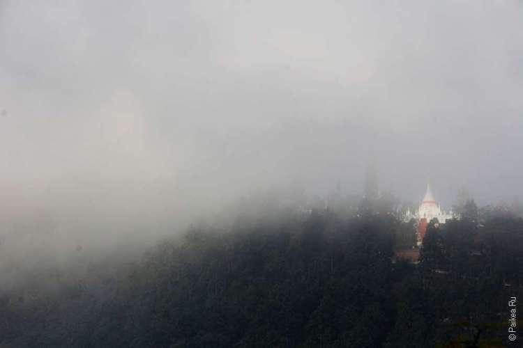 Мэхонгсон туман