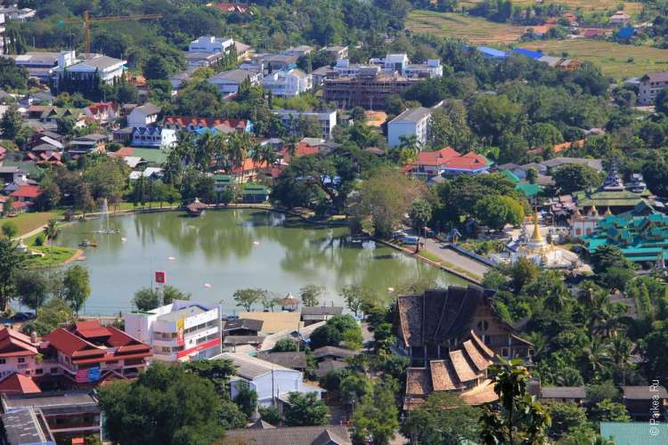Северный Таиланд Мэхонгсон