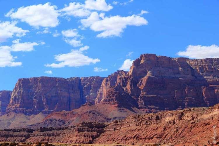 Пейзаж в штате Аризона