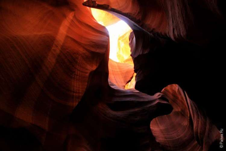 Каньон Антилопы Аризона США