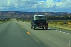 Ретро-автомобиль Аризона