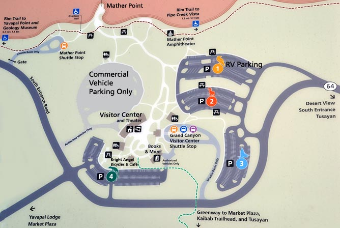 Гранд-Каньон Plaza в США