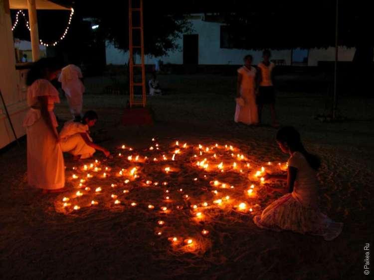 Праздники на Шри-Ланке