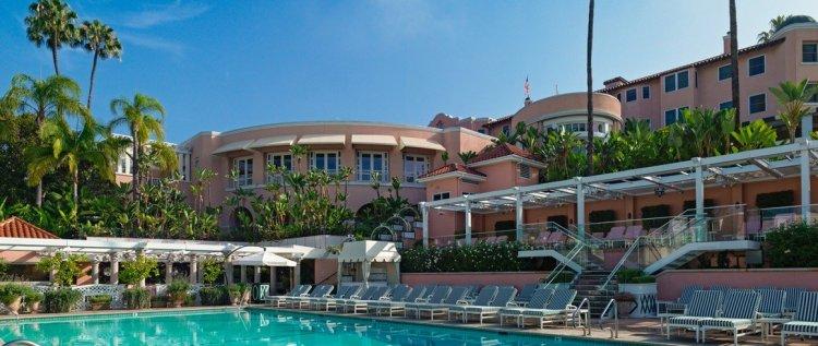 Лучшие отели Лос-Анджелеса 5 звезд