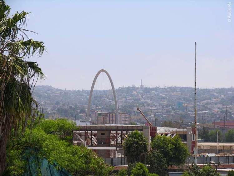 В Мексику из Лос-Анджелеса на машине