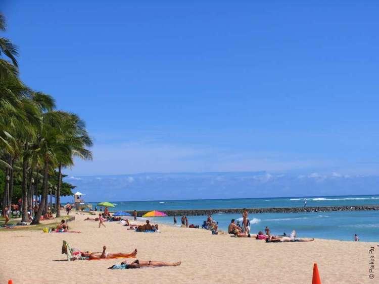 Гавайи Гонолулу