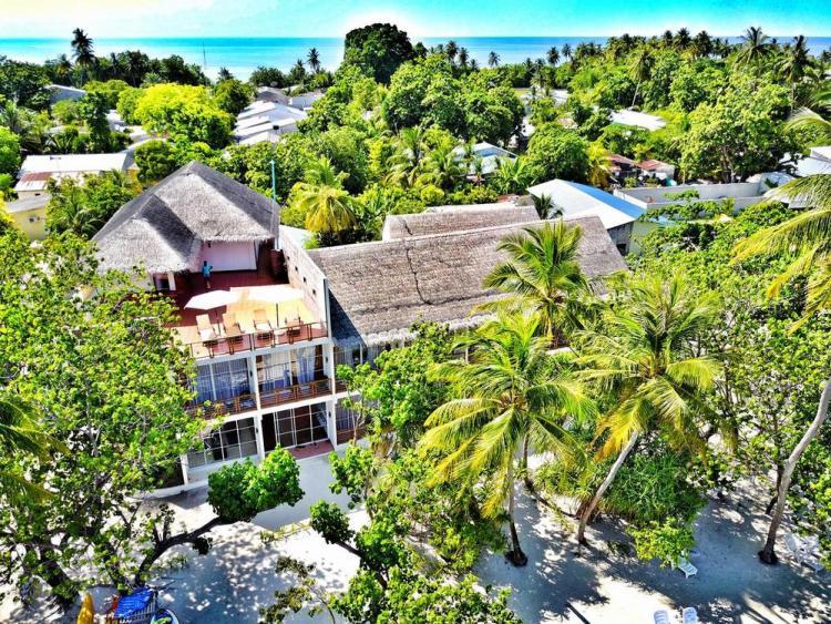Недорогие острова на Мальдивах - Дигура