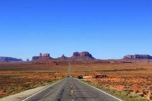 Маршрут по национальным паркам США