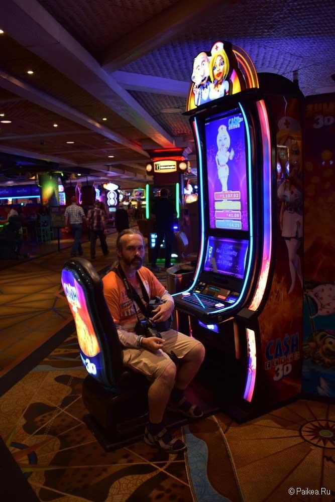 Геймер в казино онлайн американский покер 2 играть