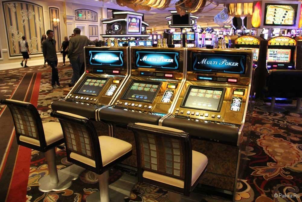 в какие автоматы лучше играть в казино