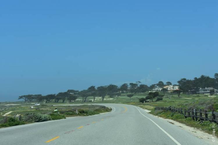 17-mile drive фото