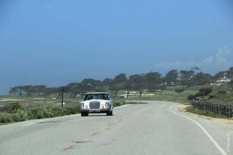 17-мильная дорога как добраться