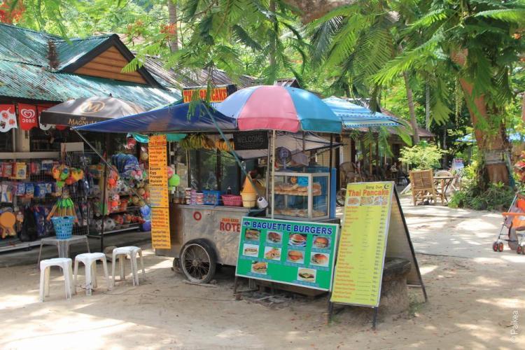 пляж рейли краби таиланд 18
