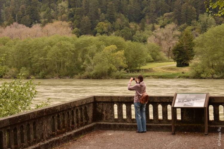 река кламат в калифорнии