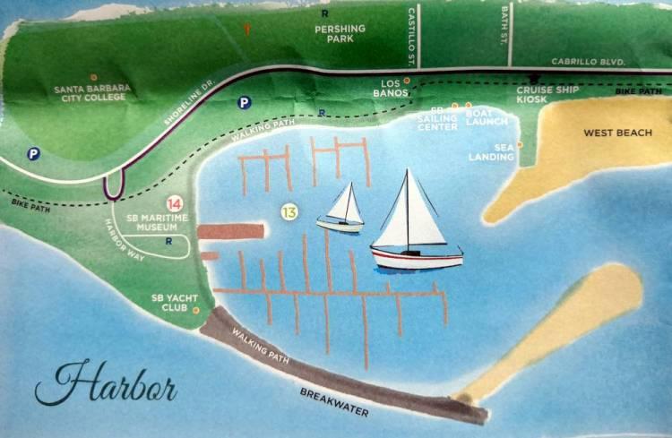 Санта-Барбара порт
