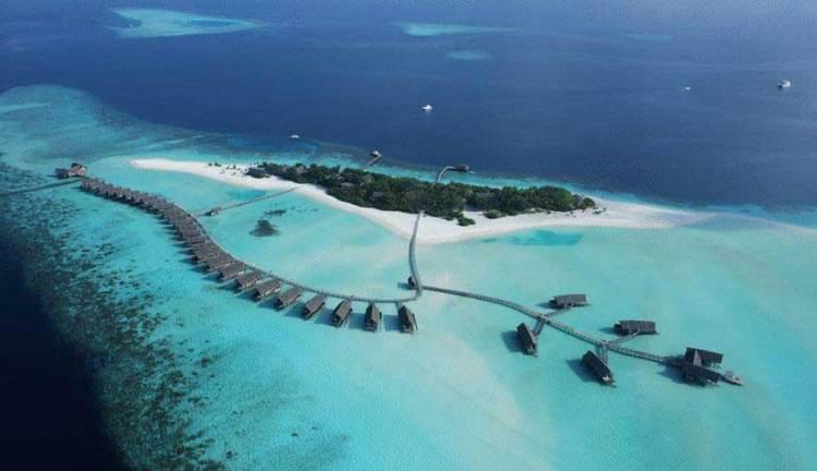Мальдивы отели Комо
