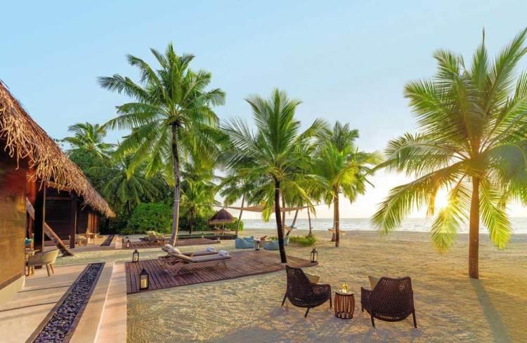 Мальдивы отели Ван