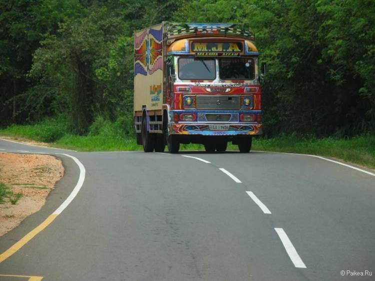 Виза Шри-Ланки для россиян