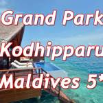 Grand Park Kodhipparu Maldives