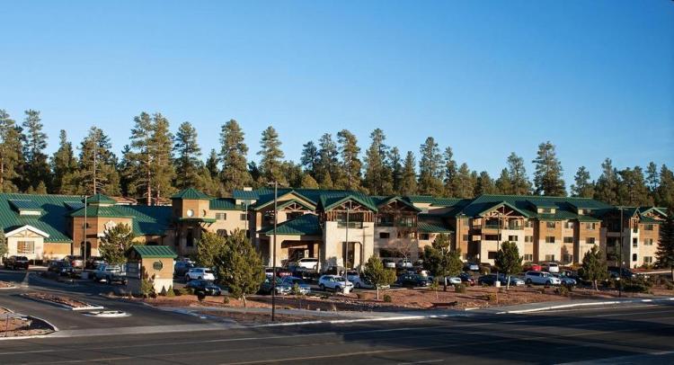 лучший отель рядом с гранд каньоном