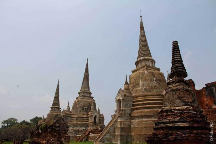 достопримечательности таиланд аюттайя