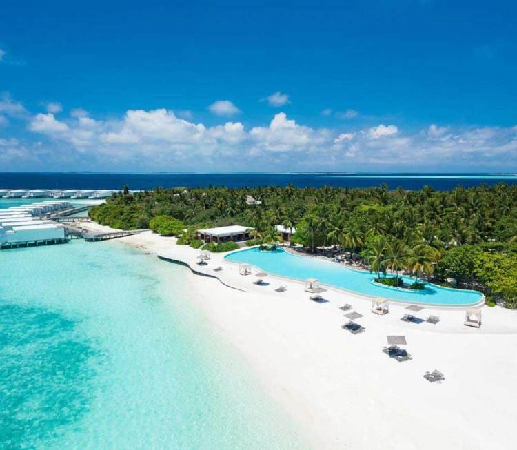 Мальдивы дорого - отель Амилла Фуши