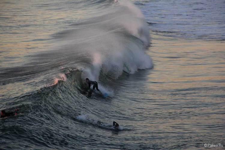 манхэттен бич серфинг