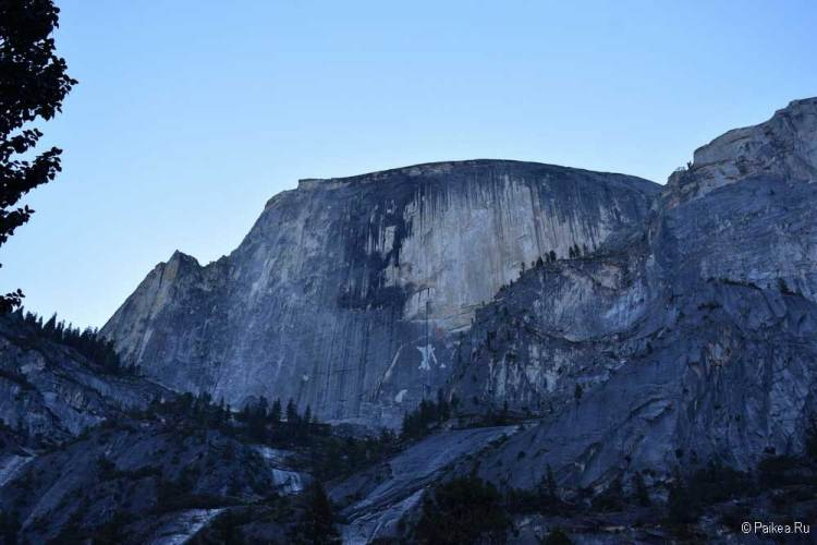 йосемити скалы