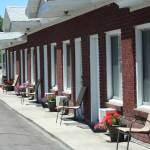 Отель рядом с парком Брайс-Каньон - Blue Pine Motel