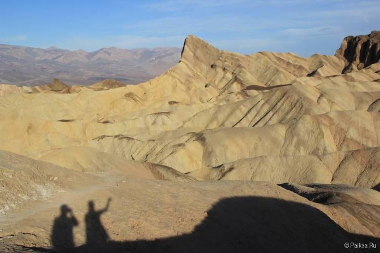 долина смерти пик
