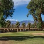 Отель в Долине Смерти - Furnace Creek Ranch