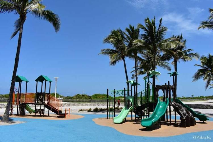 Майами пляж отдых