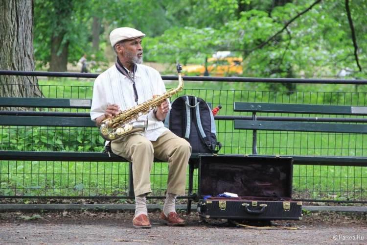 Достопримечательности Нью-Йорка что посмотреть парк