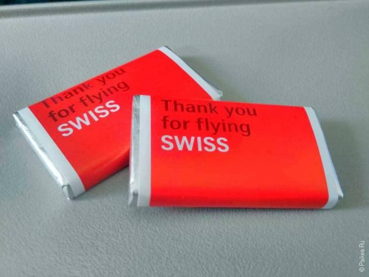кто летал Swiss