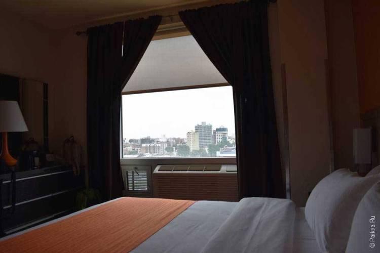 Отель в Нью-Йорке