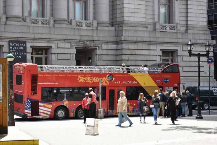 экскурсионные автобусы нью йорк