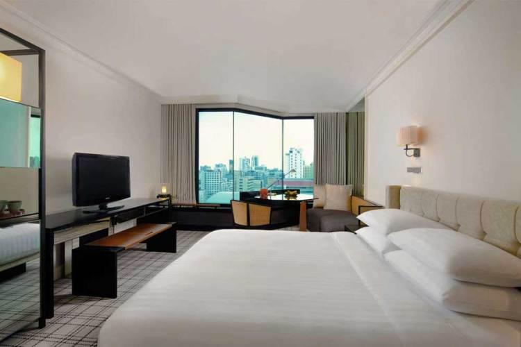 Отели Бангкока Grand Hyatt