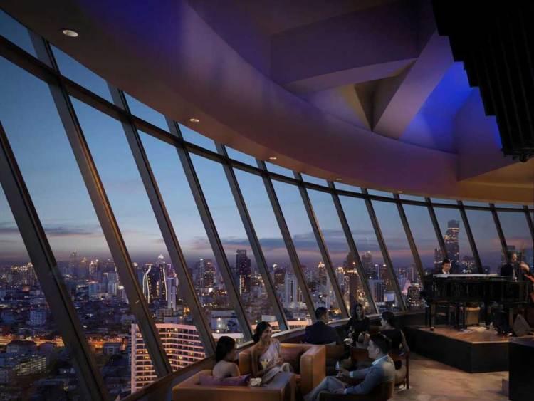 Отели Бангкока Millenium Hilton 5 звезд